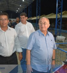 CALDEIRÃO GRANDE| Deputados Georgiano Neto e Júlio Cesar prestigiam a X EXPOCABOCLO e anunciam mais investimentos para concluir o Parque de Exposição