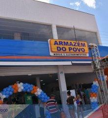 CAMPO GRANDE| Loja Armazém do Povo abre mais uma grande filial e conta com a presença da família Viana, amigos e clientes!