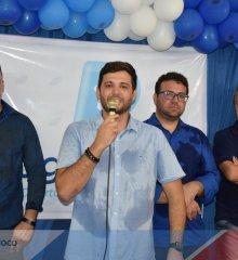 Em Santo Antônio de Lisboa, partido Progressista realiza novas filiações e oficializa chegada do ex-prefeito Dr. Paulo Luz ao (Blocão)