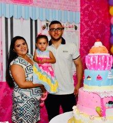 Em Alegrete, familiares e amigos celebram os 2 anos de Liv Louise em uma festa prestigiada, recheada de beleza e guloseimas; confira as imagens!