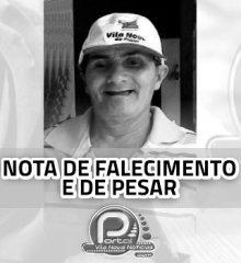 Morre aos 64 anos, no Ceará, o Vila-novense Elias Constâncio Hipólito