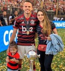 """""""Momento único"""": diz jogador piauiense Renê ao ser o primeiro campeão da Libertadores"""