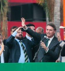 Novo partido de Bolsonaro será registrado nesta quarta (04) em cartório