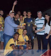 SIMÕES|Na final do Campeonato do Belmonte, escolinha Toque de Craque sagrou-se campeão!