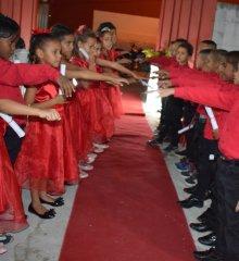 PADRE MARCOS|Noite de Formatura dos Doutores do ABC da pré escola Tia Marinô do Povoado Riacho do Padre!