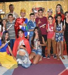 PADRE MARCOS| ETZ realiza formatura com festa à fantasia para o 5°Ano, professores e alunos brilharam Veja!