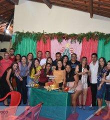 Em Alegrete, Escola Maria Juceneuda Maia realiza confraternização