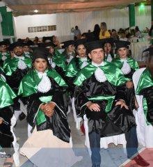 Em Fronteiras, 26 novos formandos concluí o curso de Educação Física pela Universidade Estadual do Piauí