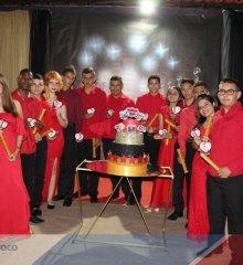 PADRE MARCOS|Formatura dos alunos do 9° ano da Escola Candida Macedo, Veja cobertura fotográfica da cerimônia!