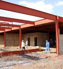 Obras do novo hospital de Picos tem o andamento acompanhamento por Secretaria de Saúde