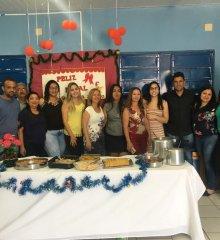Em Santo Antônio de Lisboa, Secretaria de assistência social promove confraternização com todos os funcionários