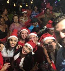 """Em Santo Antônio de Lisboa, prefeitura  promove """" Natal solidário"""" para centenas de crianças"""