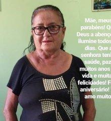 Alagoinha| Ex-primeira-dama Fatinha falece aos 65 anos