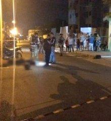 Em Teresina, homem é assassinado após sair de festa