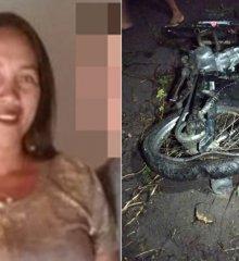 Monsenhor Hipólito| mulher morre e duas pessoas ficam feridas em acidente na BR 020
