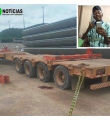 No Piauí, operário morre em obra do complexo Eólico de Lagoa do Barro-PI