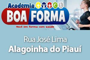 Academia Boa forma – Banner Lateral