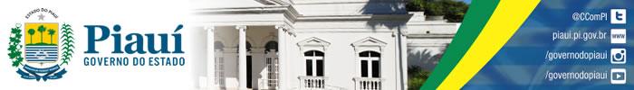 Banner Topo – Governo do Piaui