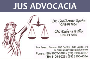 Banner lateral – Jus Advocacia